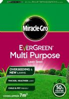 Miracle-Gro Multi Purpose Grass Seed - 210gm